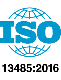 ISO 13485 Logo